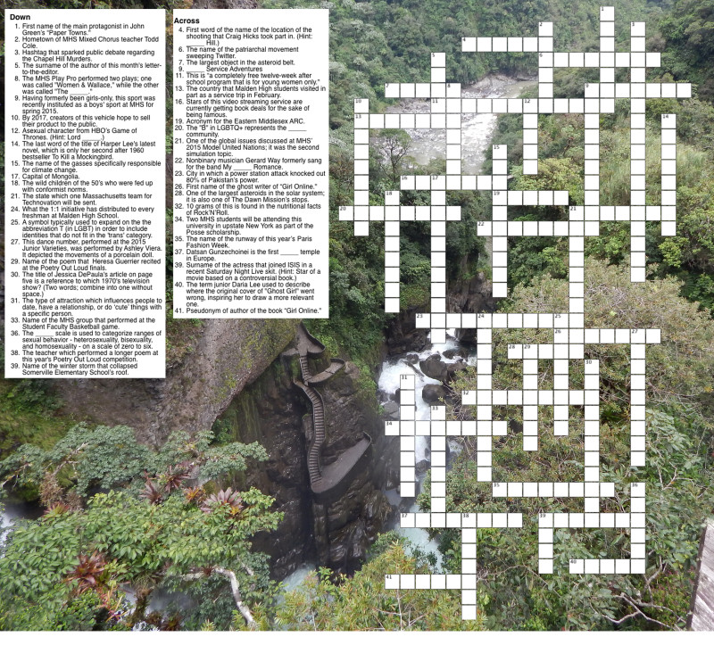 crossword puzzle BODY with pic 4