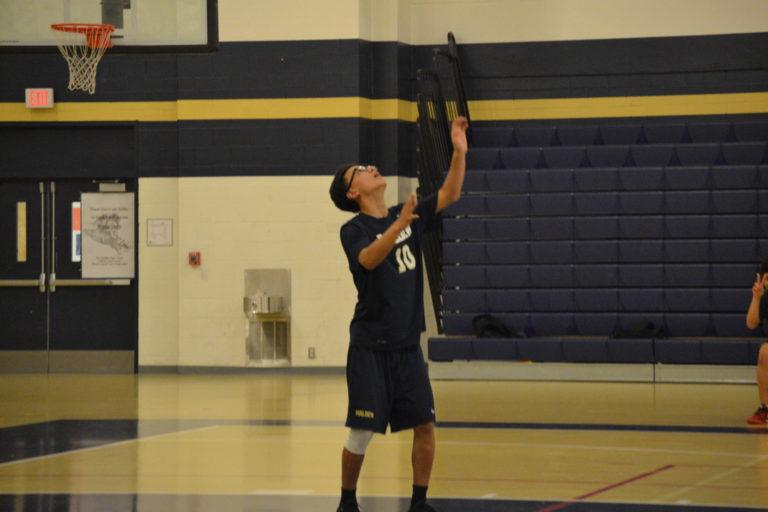 Boys Volleyball: Malden Defeats Somerville High in Five Sets