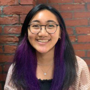Sandra Li : Managing Editor